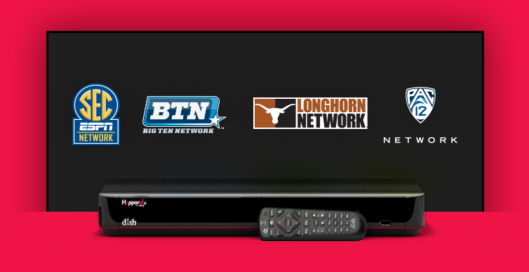 DISH College Sports TV Packages - Birmingham, Alabama - Satellites Unlimited - DISH Authorized Retailer